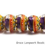 11008901 - Seven Barcelona Gloss Rondelle Beads