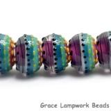11009001 - Seven Rio de Janeiro Gloss Rondelle Beads