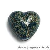 11808405 - Green w/Stringer Heart