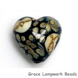 11809505 - Black/Ivory & Beige Heart