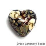 11809705 - Dark Brown/Ivory Heart