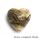 11810905 - Dark Ivory w/Silver Heart