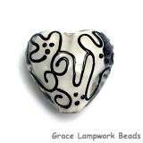 11813105 - Black & White Heart