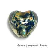 11817305 - Blue w/Green Boro Heart
