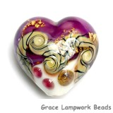 11818425 - Cranberry Treasure Heart (Large)