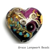 11818525 - Amethyst Treasure Heart (Large)