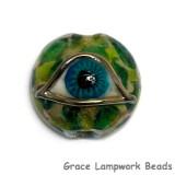 11830502 - Green Eyed Lentil Focal Bead