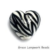 11830805 - Zebra Stripes Heart