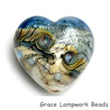 11831925 - Sweet Blue Stardust Heart (Large)