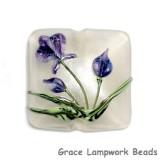 11832304 - Regalia Flower Pillow Focal Bead
