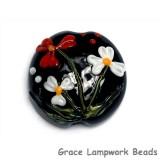 11833302 - Maria's Bouquet Lentil Focal Bead