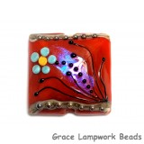 11837604 - Vintage Florals Pillow Focal Bead