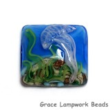 11838704 - Sea Jellies Pillow Focal Bead