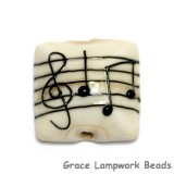 11838804 - Musical Notes Pillow Focal Bead