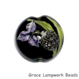11839102 - Iris and Critter Lentil Focal Bead