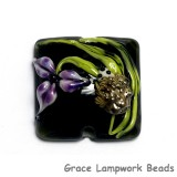 11839104 - Iris and Critter Pillow Focal Bead