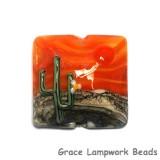 11839404 - Cactus Sunset Pillow Focal Bead