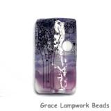 11839503 - African Violet Moonlight Kalera Focal Bead