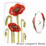 Grace Lampwork Beads handmade artisan glass beads