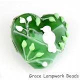 Grace Lampwork Beads handmade artisan glass beads