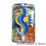 Seahorse Glass Beads Grace Lampwork Beads