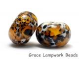 10304301 - Seven Animal Prints Rondelle Beads