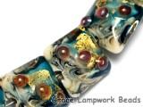 10410404 - Seven Teal Treasure II Pillow Beads