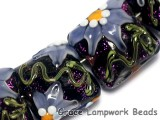 10603804 - Seven Lilac's Elegance Pillow Beads