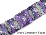 10604804 - Seven Lilac Tea Party Pillow Beads