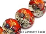 10705302 - Seven Fire Island Treasure Lentil Beads