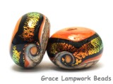 Grace Lampwork Beads Artisan Handmade Glass beads