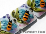 11007404 - Seven Bumble Bee Dreams Pillow Beads