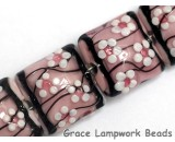 10110014 - Four Cherry Blossom Pillow Beads