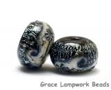10204801 - Seven Sable Celestial Rondelle Beads