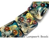 10410404 - Seven Teal Treasure II Pillow Beads