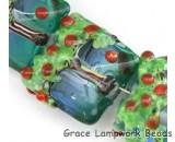Apple Tree Grace Lampwork Beads