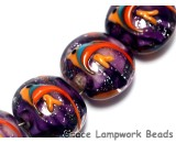 10604612 - Four Tropical Aquarium Lentil Beads