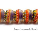 11008801 - Seven Barcelona Matte Rondelle Beads