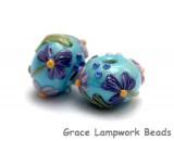 11605801 - Seven Kiley's Bouquet Rondelle Beads