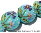 11605812 - Four Kiley's Bouquet Lentil Beads