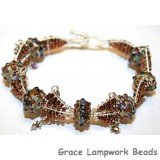 LC-10305001 - Bracelet using Pepper Spice Beads