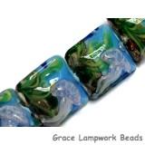 10414314 - Four Sea Jellies Pillow Beads