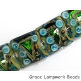 10508314 - Four Mirage Lake Pillow Beads