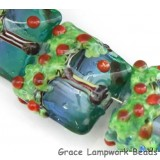 Apple Tree Grace Lampwork Beads