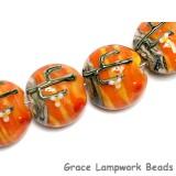 10707612 - Four Cactus Sunset Lentil Beads
