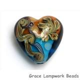 11806305 - Amber Ocean Heart