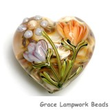 11815025 - Antique Garden Heart (Large)