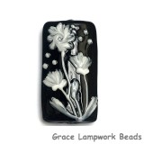 11817003 - Midnight Garden Kalera Focal Bead