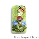 11830103 - Bumble Bee Garden Kalera Focal Bead