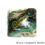 11831604 - Mint Stardust Pillow Focal Bead